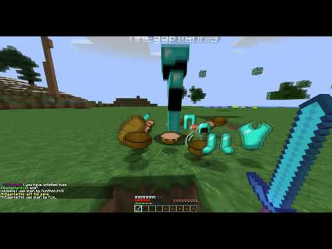 Minecraft PvP Montage #1 - McPvP