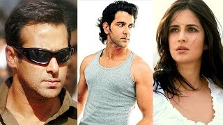 Salman Khan and Hrithik Roshan distance themselves from Katrina Kaif!