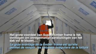 Knauf Supafil Timber Frame