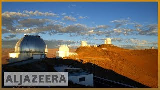 🌌 Light pollution undermining search for other planets | Al Jazeera English - ALJAZEERAENGLISH