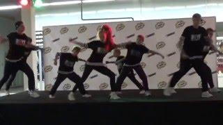 Хип Хоп Танцы. Групповые постановки.
