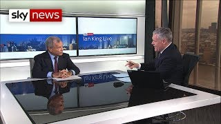 Sir Martin Sorrell takes swipe at WPP - SKYNEWS