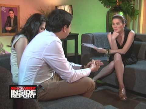 SHOWBIZ INSIDE REPORT : Sarah & John Lloyd Special (Part 1)