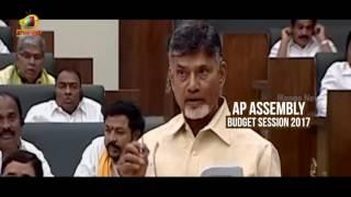 CM Chandrababu Naidu Over Ordinance Of Polavaram Project in AP Assembly Sessions 2017 | Mango News - MANGONEWS