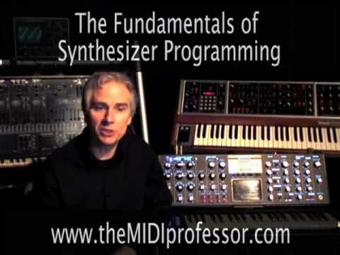 The Fundamentals of Synthesizer Programming Pt. 1
