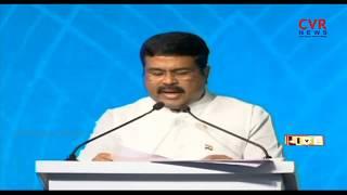Union Petroleum Minister Dharmendra Pradhan Speech | CVR NEWS - CVRNEWSOFFICIAL