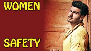 Arjun Kapoor provides bouncers for Women Safety! | Tevar Movie