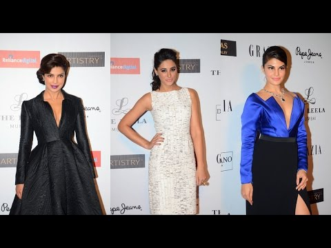 HOT Bollywood Babes At Grazia Young Fashion Awards 2015
