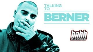 Berner talks about Taylor Gang & more (Video)