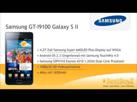 Review: Samsung GT-I9100 Galaxy S II | BestBoyZ