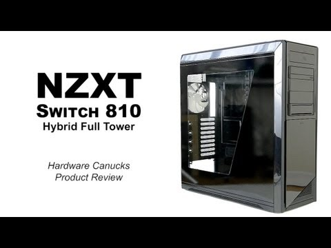 NZXT Switch 810 Case Review