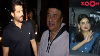 Anil Kapoor, Anu Malik, Dia Mirza & Others Spotted Over The Weekend - ZOOMDEKHO