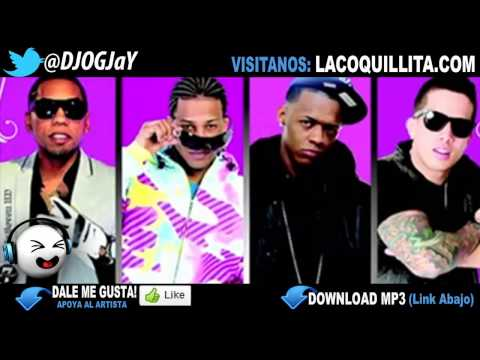 Black Jonas Point Ft Randy Nota Loca, Secreto El Biberon & De La Ghetto  Dejame Entrar