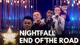Nightfall perform 'End Of The Road' by Boyz II Men - Let It Shine 2017 - BBC One - BBC