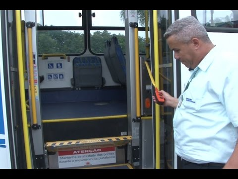 TV Costa Norte - Viação Bertioga entrega 10 novos ônibus no aniversário da cidade