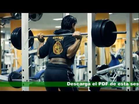 Musculación de las Piernas Operación Verano 04