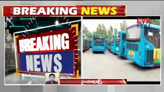 Transport Unions One day strike against Proposed Road Safety Bill in Parliament |  Hyderbad - CVRNEWSOFFICIAL