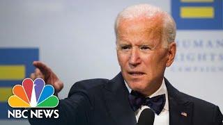 Joe Biden: 'The President Uses The White House As A Literal Bully'  | NBC News - NBCNEWS