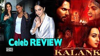 KALANK Celeb REVIEW | Visual & Cinematic TREAT - BOLLYWOODCOUNTRY