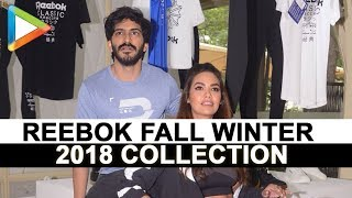 Esha Gupta & Harshvardhan Kapoor at LAUNCH of Reebook Fall Winter 2018 Collection part 2 - HUNGAMA
