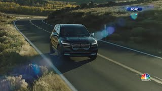 New Lincoln Aviator Welcomes Drivers With Symphonic Soundscape | NBC Nightly News - NBCNEWS