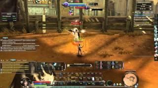 Aion Legend: бард vs волш