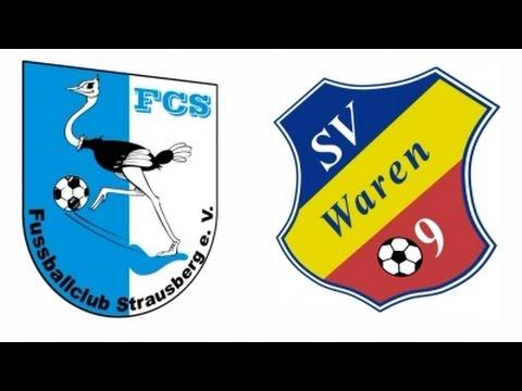 15.03.2015 FC Strausberg vs. SV Waren 09 1:1