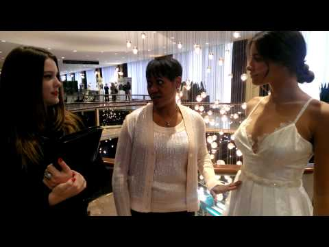 Sondra Falk Couture - Day #2, New York Bridal Week 2014