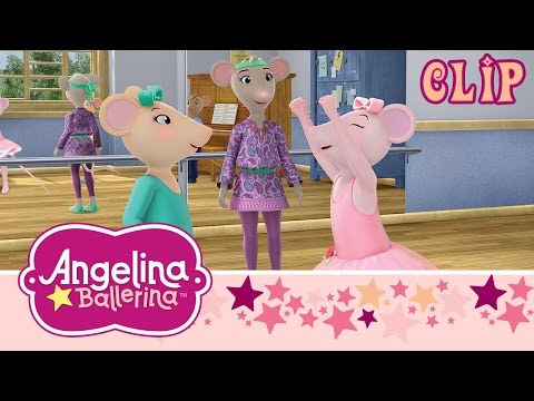 Angelina Ballerina: The Irish Dancing Lesson - US