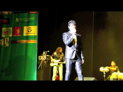 Sonu Nigam - Shirt Da Button [Moscow, 10.08.2013]