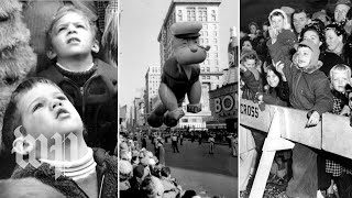 The evolution of the Macy's Thanksgiving Day Parade - WASHINGTONPOST