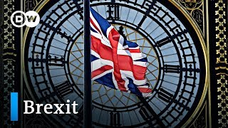 UK business lobbyists embrace Brexit draft deal | DW News - DEUTSCHEWELLEENGLISH