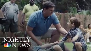 Gillette Ad About Toxic Masculinity & #MeToo Movement Draws Praise And Criticism | NBC Nightly News - NBCNEWS