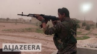 Turkey, Russia: Anger over US backing of Kurdish forces - ALJAZEERAENGLISH