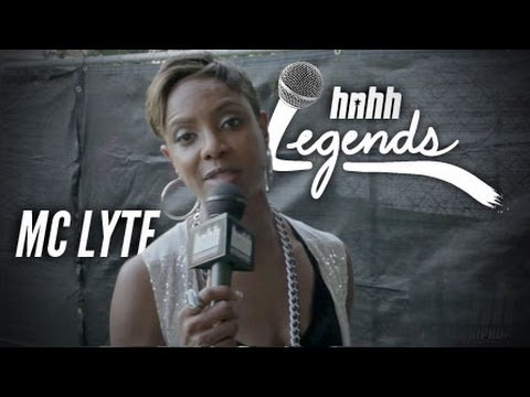 "MC Lyte ""MC Lyte - HNHH Legends Series"" Video"