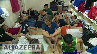 🇮🇩 Refugee detention centres overcrowded in Indonesia - ALJAZEERAENGLISH