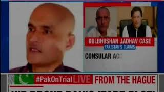 Kulbhushan Jadhav case in ICJ: Time India to present a 'character profile' of Pakistan at the Hague? - NEWSXLIVE