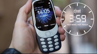 The most exciting tech at MWC 2017(The 3:59, Ep. 185) - CNETTV