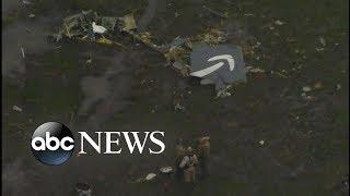 Cargo jet crashes in Texas - ABCNEWS