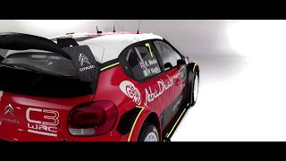 Citroën C3 WRC: Discover the new challenger!