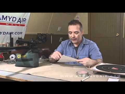 Air Arms S510 PCP air rifle review - AGR Episode #53