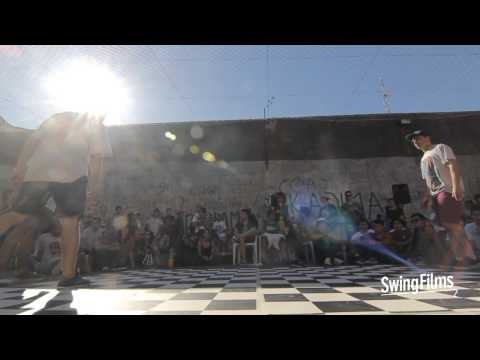 Mano a Mano Battles 2014 - Zoo Attack Crew 2 vs Matias y Colorex - Top 16 - BBoy 2v2 mp4
