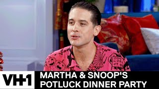G-Eazy's Mom Gave Him An Edible | Martha & Snoop's Potluck Dinner Party - VH1