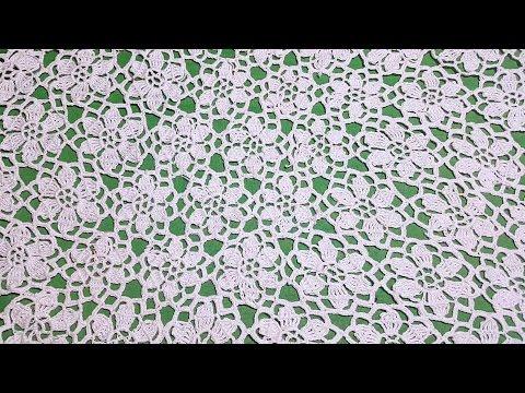 crochet Design #3# DIY Table Cover Design टेबल कवर डिज़ाइन