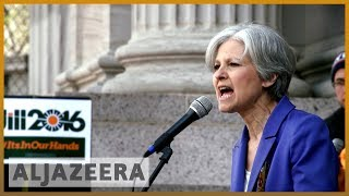 US Green Party hoping to make gains in midterm elections l Al Jazeera English - ALJAZEERAENGLISH