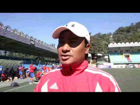 An Exclusive interview with Coach Bal Gopal & Bimal Gharti Magar