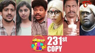 Fun Bucket | 231st Episode | Telugu Comedy Web Series | Trishool Jeethuri | TeluguOne - TELUGUONE