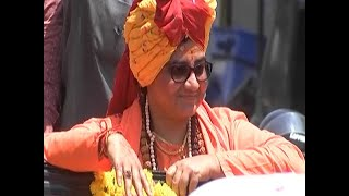 Know entire truth behind Sadhvi's claim of third degree torture in jail - ABPNEWSTV