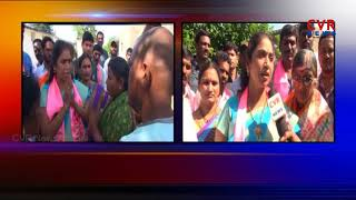 Face to Face with Khanapur Ex MLA Ajmeera Rekha Nayak | CVR NEWS - CVRNEWSOFFICIAL