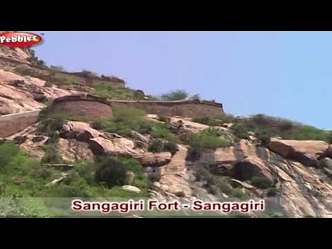 Tamilnadu Tourism In English   Mettur Dam   Sangagiri Fort   Allyar Dam   Hogenakkal